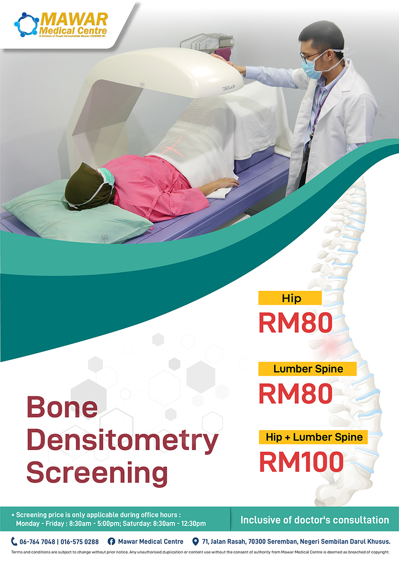 Bone Densitometry Flyers2